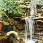 Dramatic Water Features