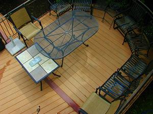 Deck Design - Parish