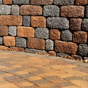 hardscaping pavers